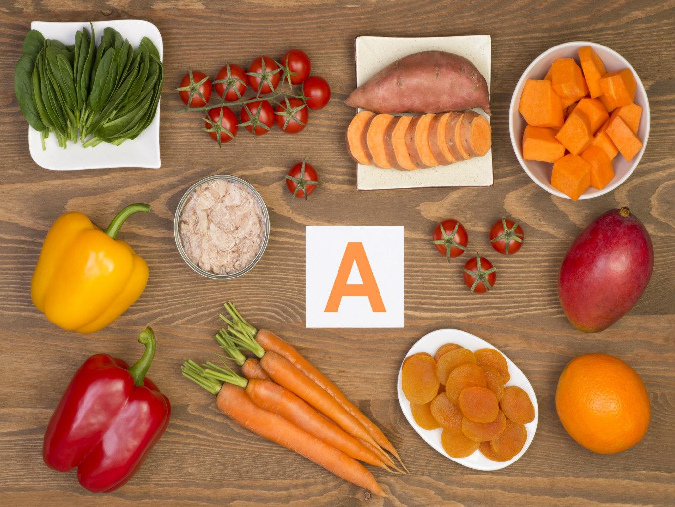 Овощи и фрукты – источник витаминов