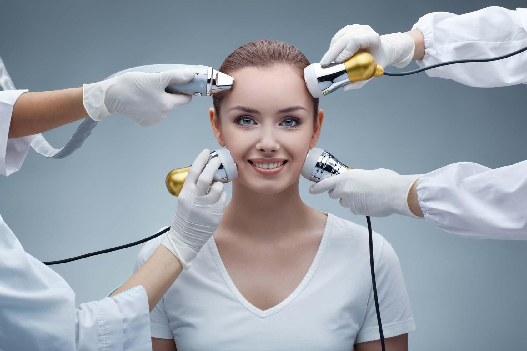 Вакуумный массаж при последствиях угревой болезни