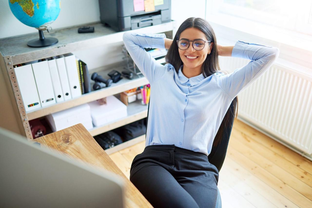 Здоровье офисного работника