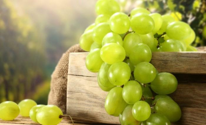 Когда виноград поможет сбросить вес