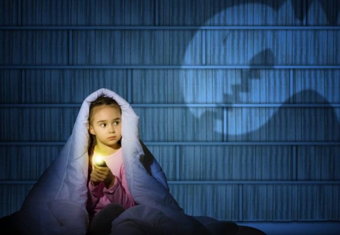Как прогнать чудище из-под кровати?
