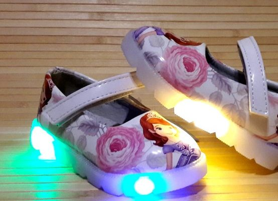Выбираем правильную обувь малышу