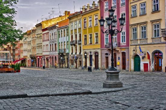 Особенности поездки в культурную столицу Украины — Львов