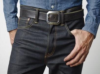 С чем носить кожаные ремни?