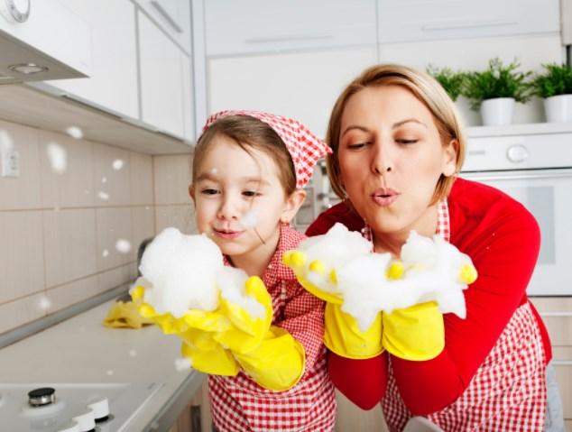 Как приучить ребенка к порядку и аккуратности?