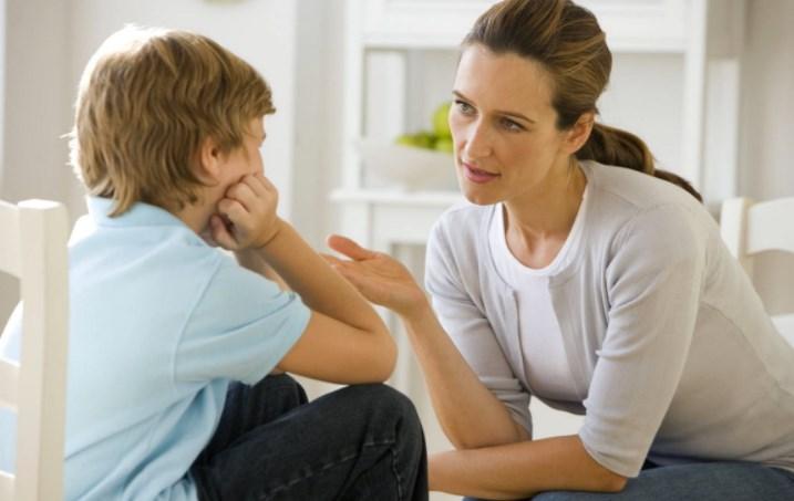 Разговор родителей с ребенком о будущем