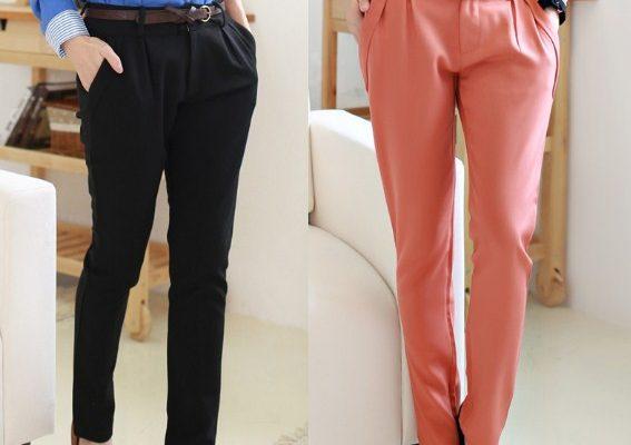 Как выбрать женские брюки?