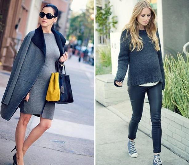 Модные советы для беременной женщины