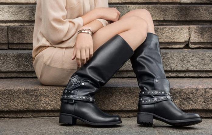 Модные ботинки и ботильоны осень-зима 2018-2019