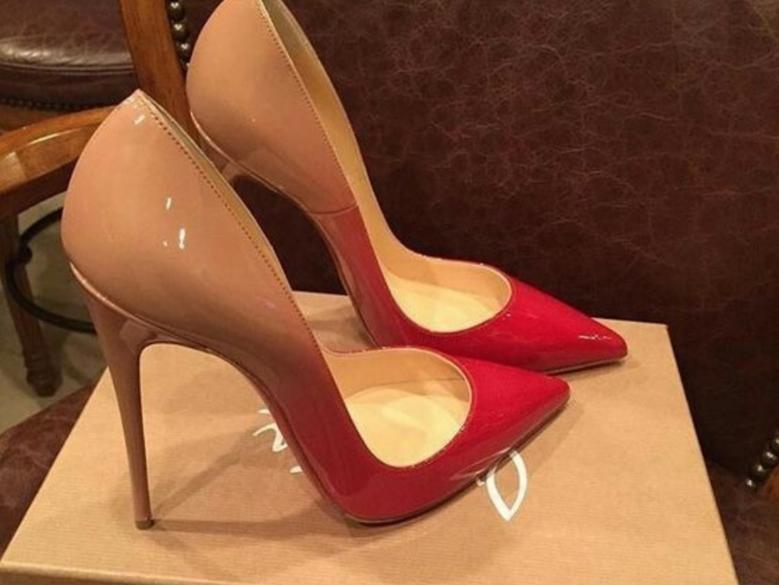 Модные туфли 2018-2019