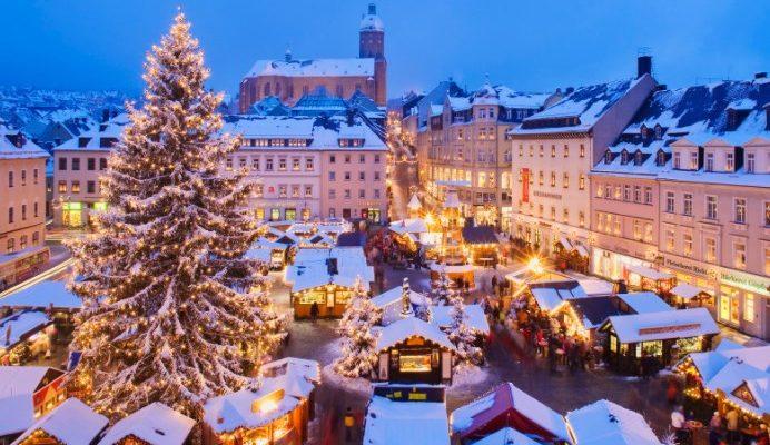 Рождественские ярмарки Европы: с семьей, в компании, в паре и в одиночку