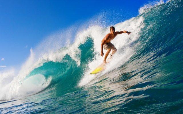 Серфинг — покорение волн