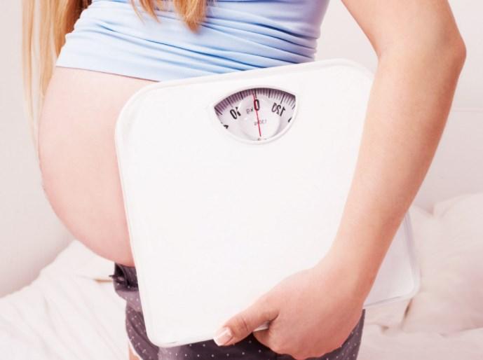 Вес и беременность