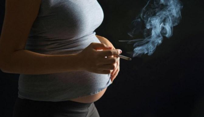 Курение во время беременности и вскармливании