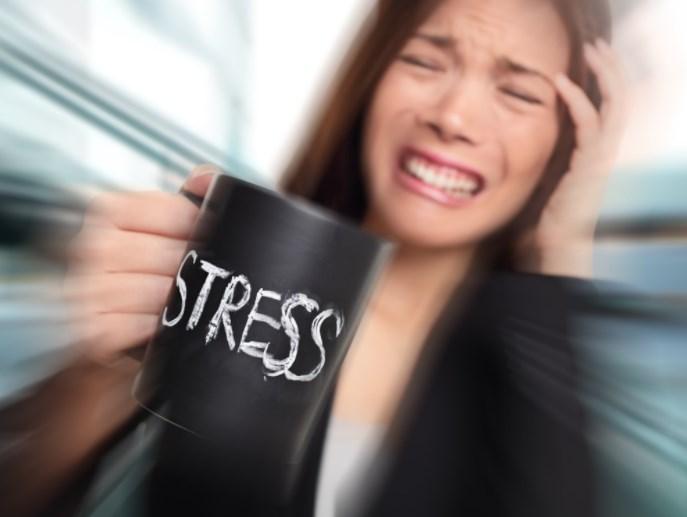 Не «сыпьте» стресс на раны