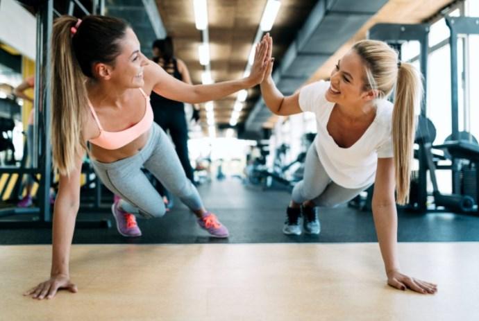 Как быстро похудеть : полезные фитнес-альтернативы