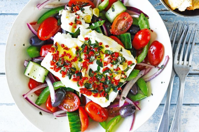 Доказана польза средиземноморской диеты с оливковым маслом