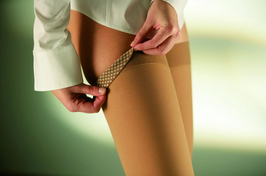 Компрессионные колготки: правильный выбор лечебного белья