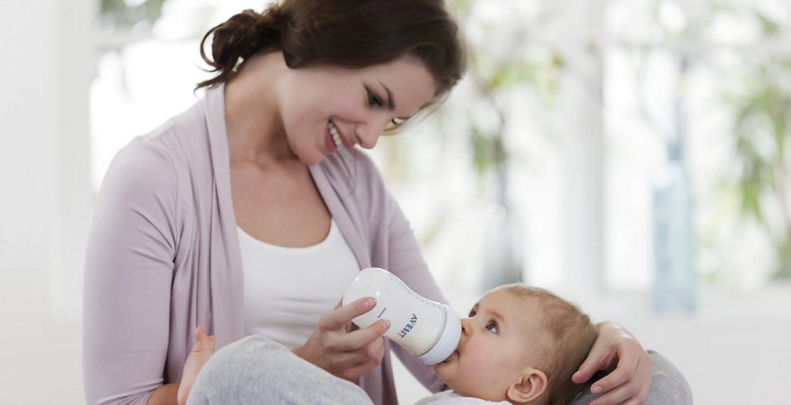Выбор бутылочки для ребенка