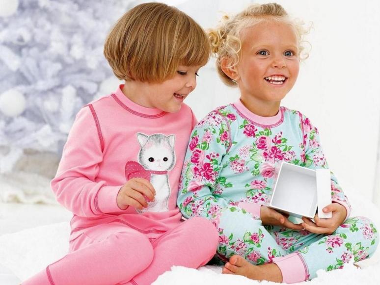 Какую ткань выбрать для детской пижамы