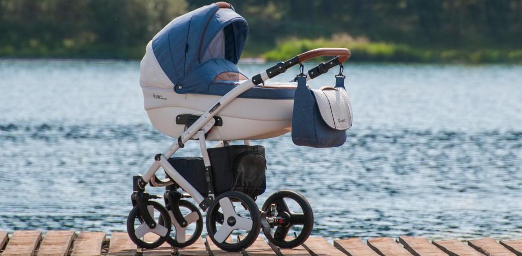 Детские коляски 2 в 1 — современный выбор