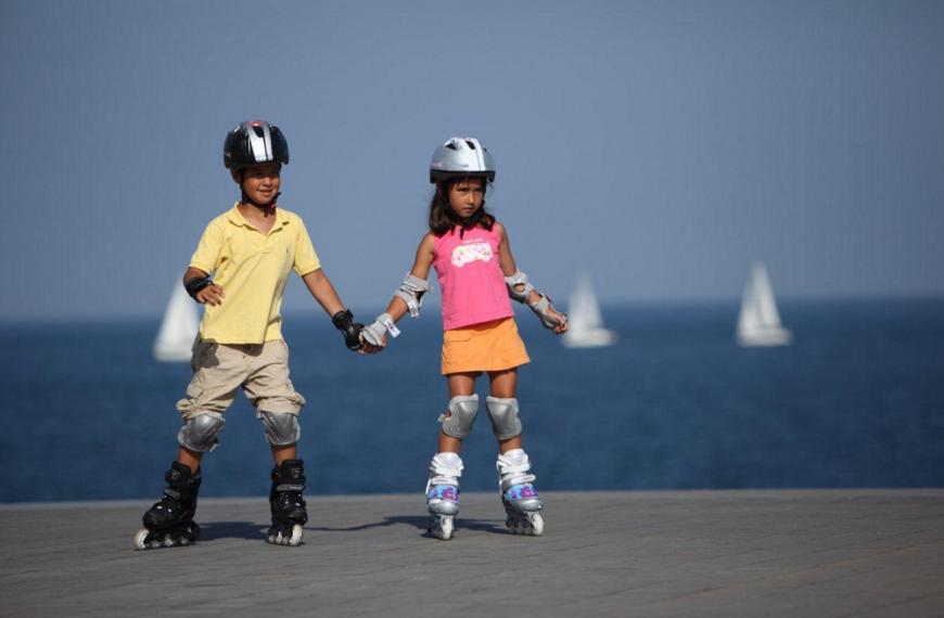 Детские ролики – на что стоит обратить внимание