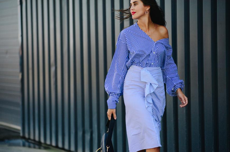 Модная блуза для каждой современной девушки