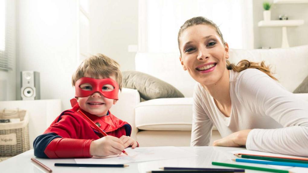 Как няне подружиться с ребенком?