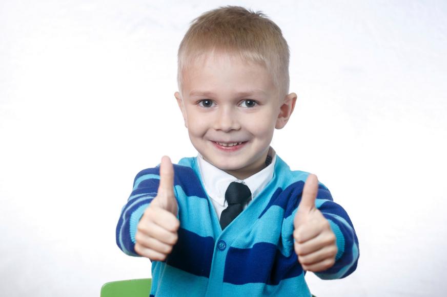 Как подобрать деловой костюм для ребенка