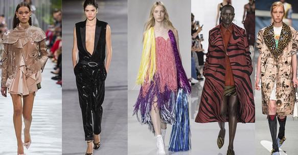 Тенденции моды весна-лето