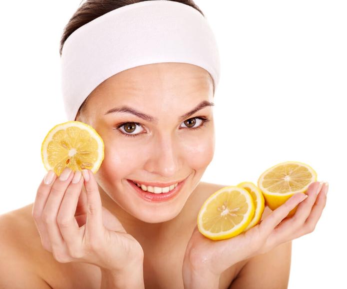 Лимон для красивой кожи и фигуры