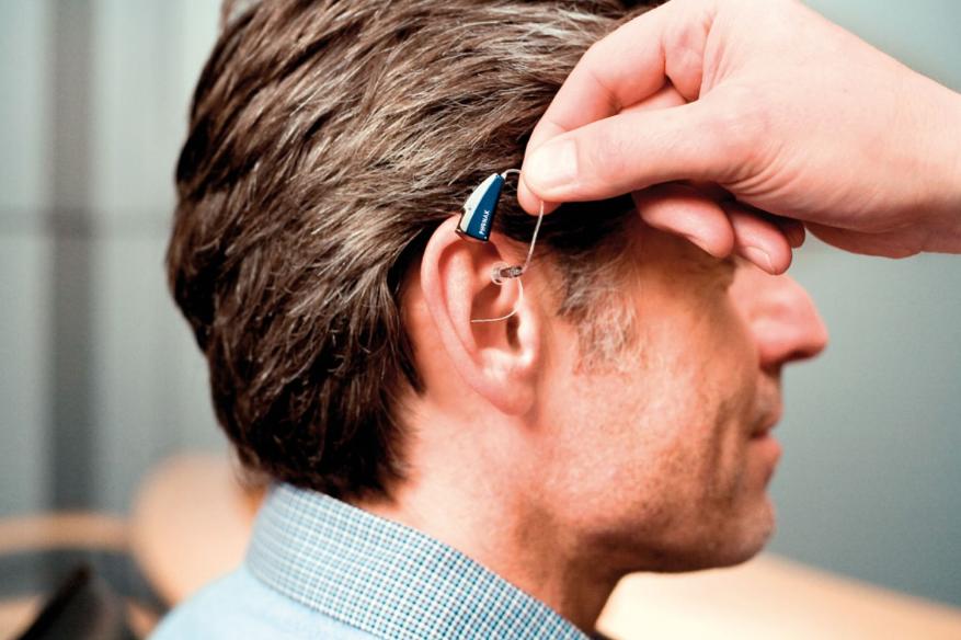 Слуховые аппараты индивидуального пользования