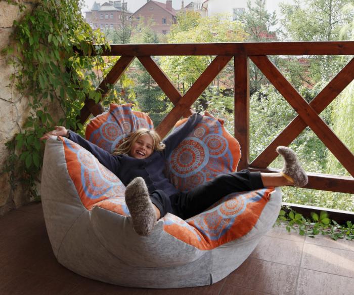 Кресло-груша для детей и другая бескаркасная мебель на tia-sport.com