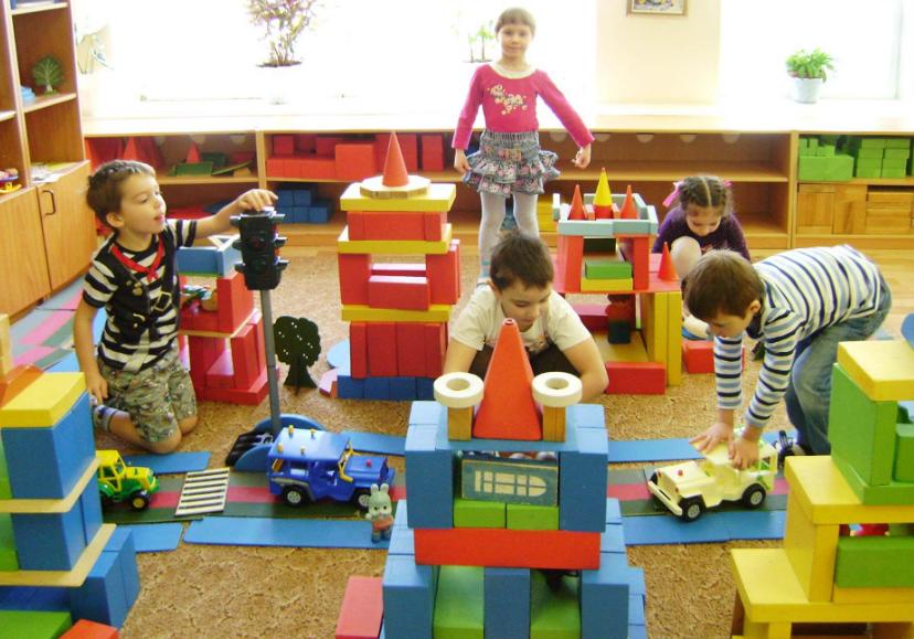 В детский сад – с радостью