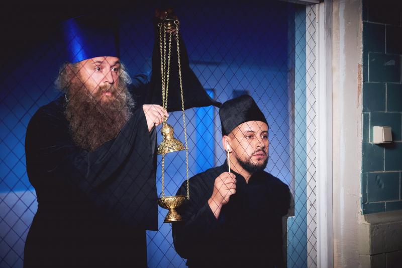 Потап и MONATIK снялись в полнометражной комедии Скажене Весілля