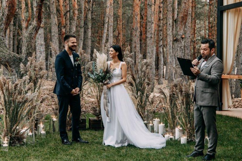 Ведущий канала Украина Сергей Зенин сыграл свадьбу