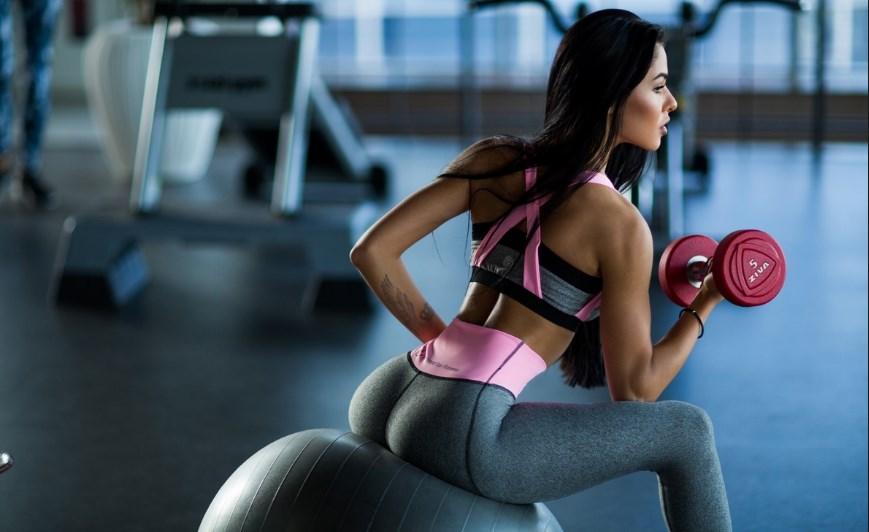 Фитнес и тяжёлые тренировки