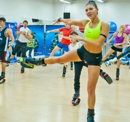 Kangoo Jumps  –  новый, веселый и эффективный фитнес!