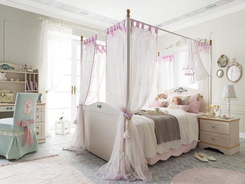 Как сделать балдахины для вашей кровати