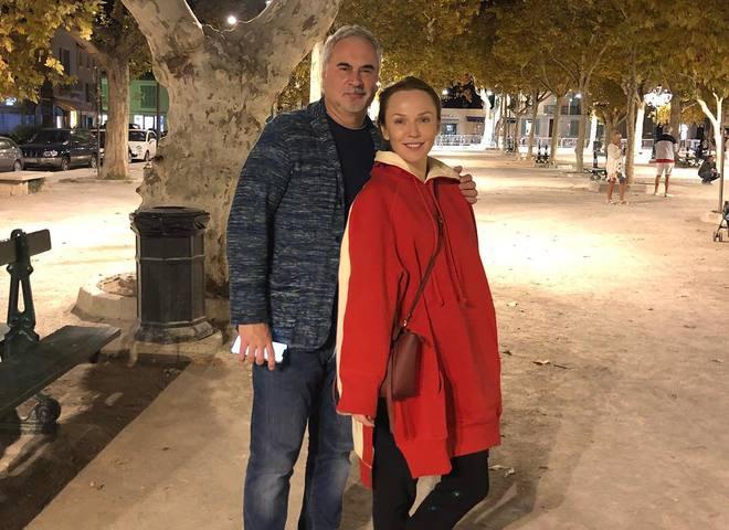 Альбина Джанабаева и Валерий Меладзе спели дуэтом на Кипре