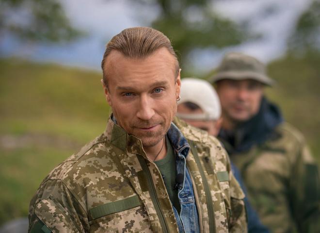 Олег Винник впервые представил свою семью