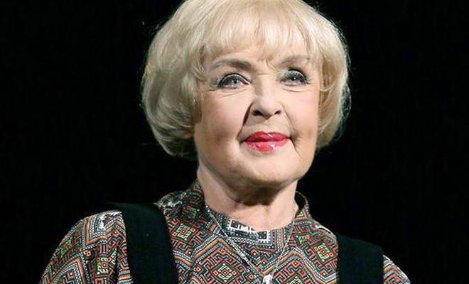 Ада Роговцева стала прабабушкой