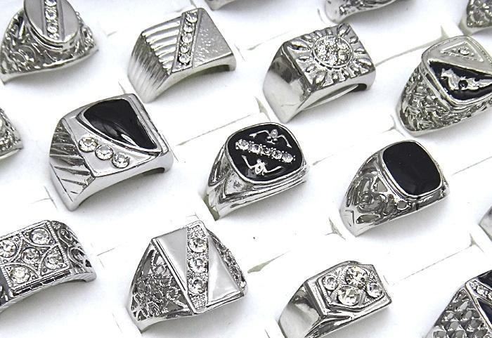 Выбираем мужской перстень