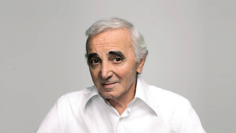 Умер Шарль Азнавур: подробности о жизни и смерти певца