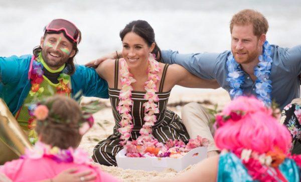 Как Меган Маркл переносит насыщенный тур по Австралии и островам