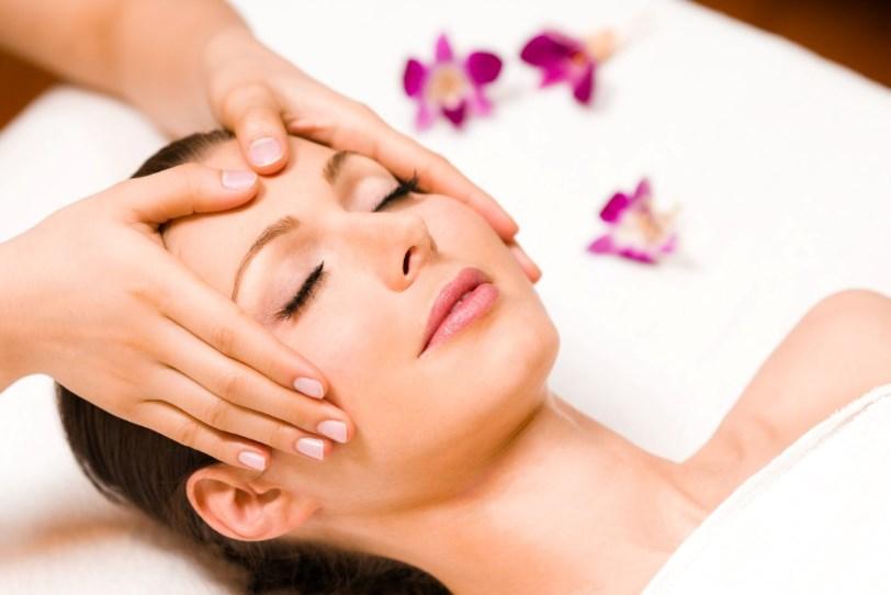 Классический косметический массаж