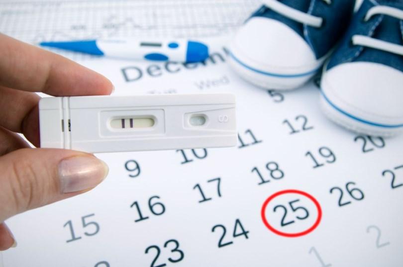 Как самой узнать срок беременности?