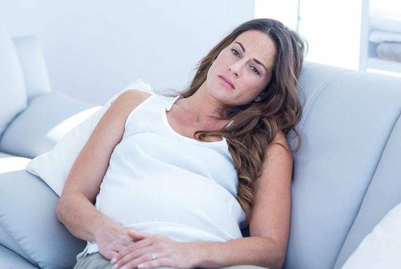 Помощь беременным при депрессии