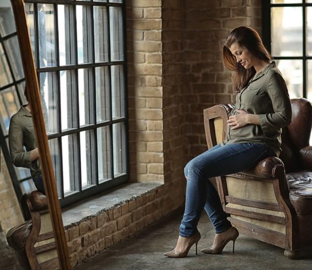 Беременность и уют в квартире