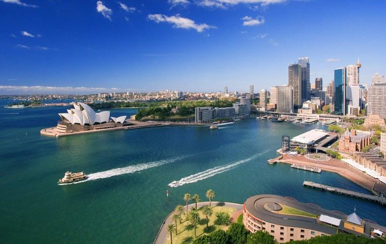 Австралия круглый год